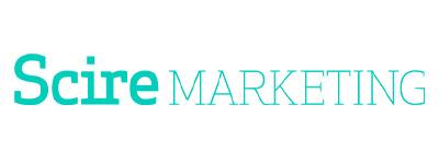 Scire marketing logo